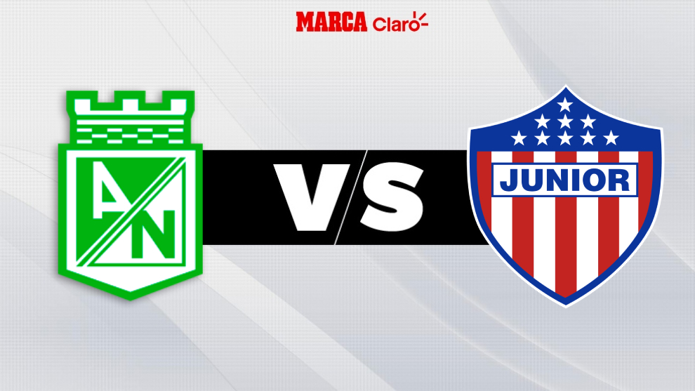 ¿Cómo y donde ver el Atlético Nacional vs Junior de Barranquilla de...