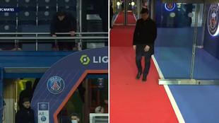 La extraña situación en el PSG.