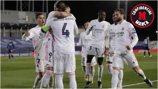 """El Real Madrid saca a 'pasear' su rabia: """"Nos desprecian, pero ..."""
