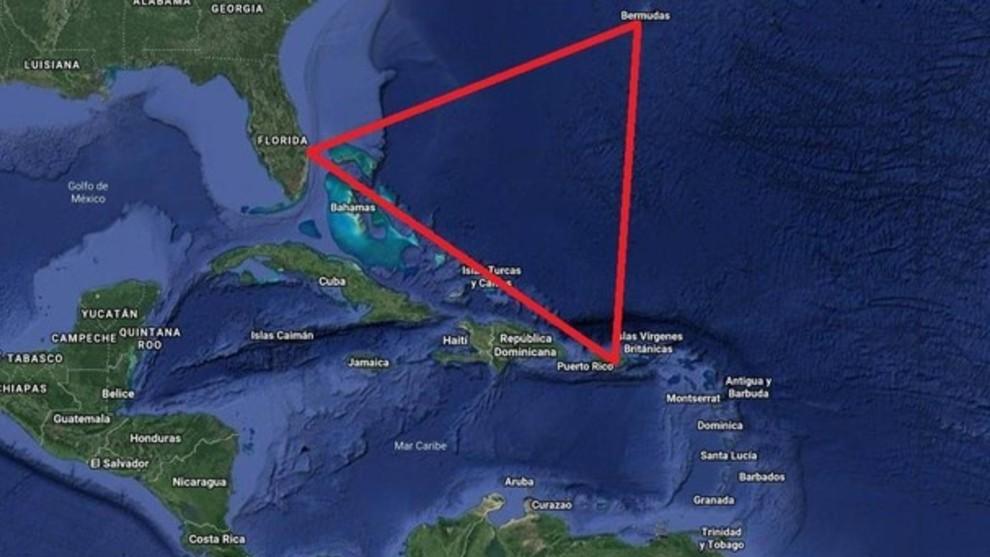 La NASA revela la verdad de lo que ocurre en el Triángulo de la Bermudas |  MARCA Claro Colombia