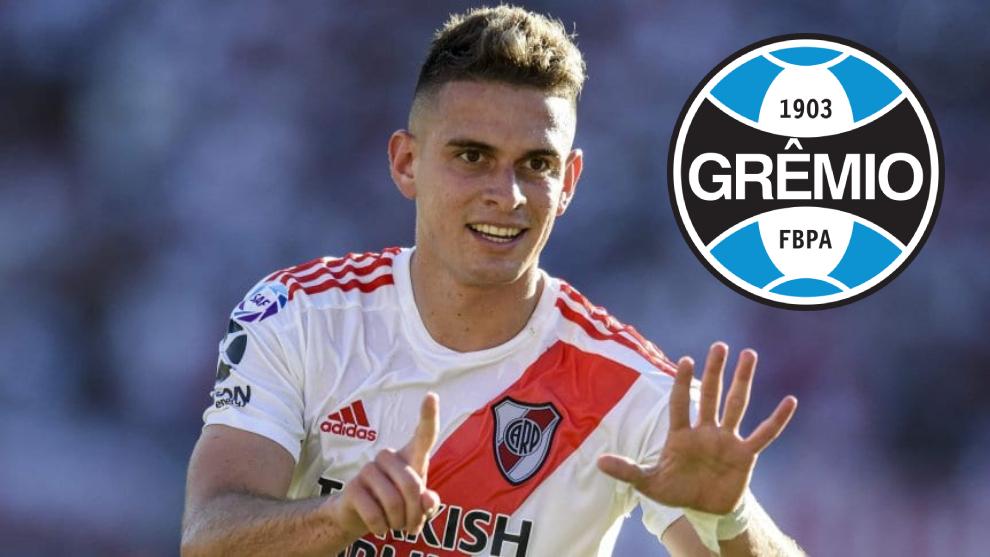River Plate hoy: Gremio se lanza por Rafael Santos Borré: los detalles de  la oferta formal | MARCA Claro Colombia
