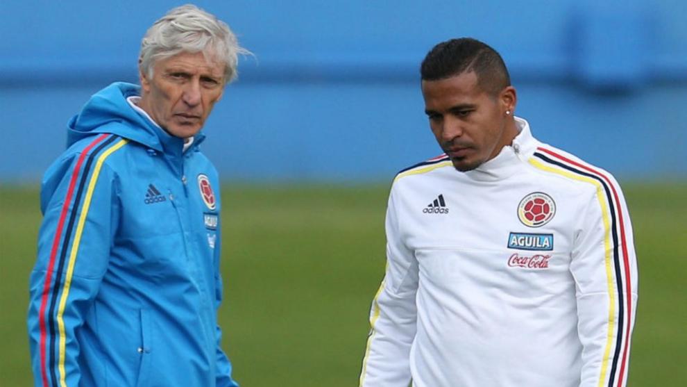 Macnelly Torres se desahoga sobre su ausencia en Brasil 2014.