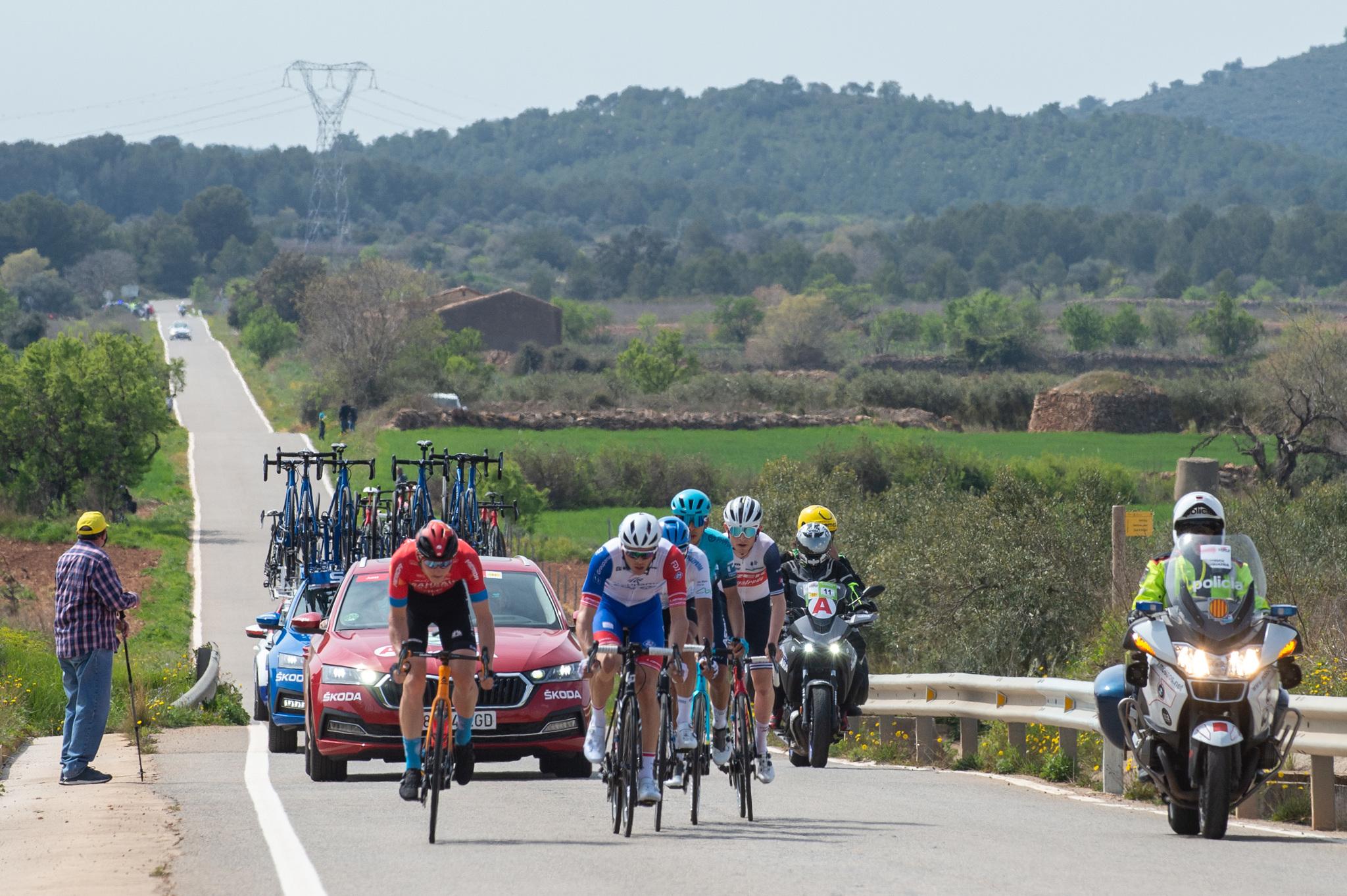 Ver Vuelta a Cataluña: Volta a Catalunya: resumen y clasificaciones de la etapa 6 de la carrera entre Tarragona y Mataró 9