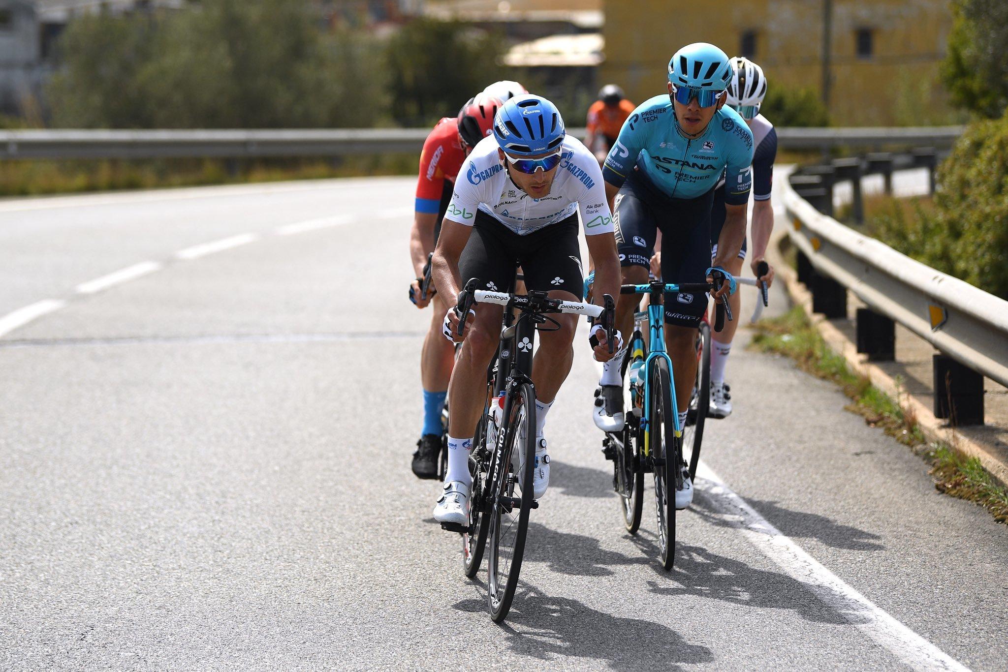 Ver Vuelta a Cataluña: Volta a Catalunya: resumen y clasificaciones de la etapa 6 de la carrera entre Tarragona y Mataró 6