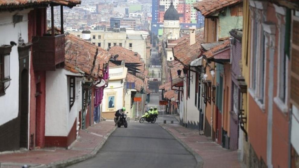 Conozca si su barrio va a tener cortes de agua en Bogotá.
