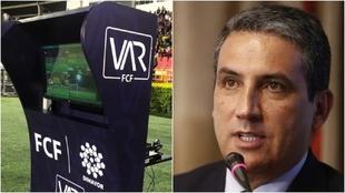 Jaramillo confesó que los problemas del VAR en Colombia se han...