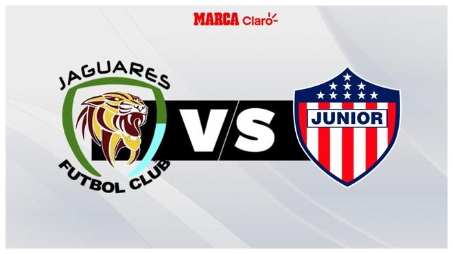 Jaguares vs Junior, en vivo por la Liga BetPlay: partido Jornada 16 ...