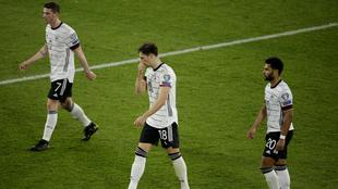 Alemania fue la sorpresa de la jornada con su derrota en casa ante...
