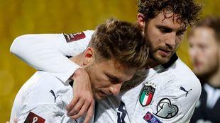 Italia completa tres de tres partidos ganados en al Clasificación...