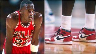 Las Jordan 1 salieron al mercado por primera vez hace 36 años.