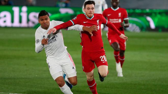 Real Madrid vs Liverpool: Resumen, goles y resultado del partido ...