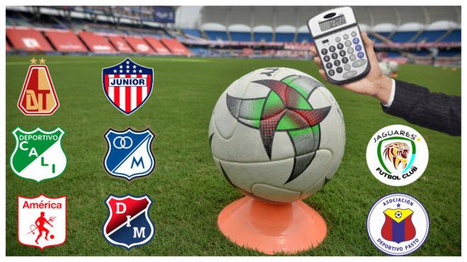Fase final Liga BetPlay 2021: ¿Cuántos puntos necesitan para...