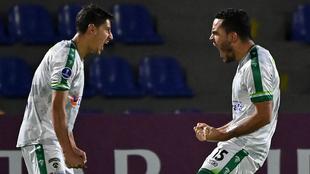 Equidad vence 2-0 a Pasto y avanza a la fase de grupos de la Copa...