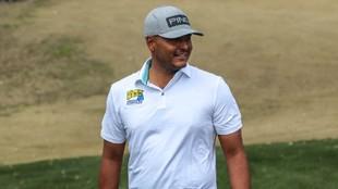 Juan Sebastián Muñoz, entre los 50 mejores golfistas del Masters de...