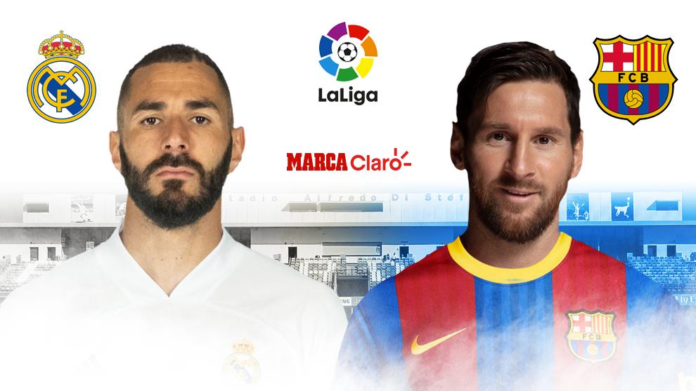 Real Madrid vs Barcelona, en vivo El Clásico: resultado de LaLiga ...
