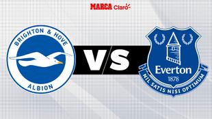 Brighton vs Everton: hora, fecha, canal de televisión; Premier League...