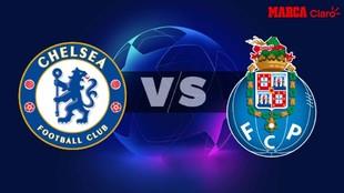 Chelsea vs Oporto, en vivo online