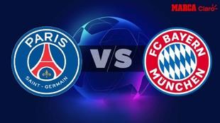 PSG vs Bayern Múnich, en vivo online