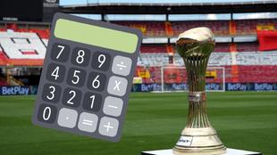 Número mágico, puntos y tabla de la Liga BetPlay Dimayor de...