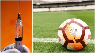 Conmebol consigue vacunas para Copa América y Libertadores