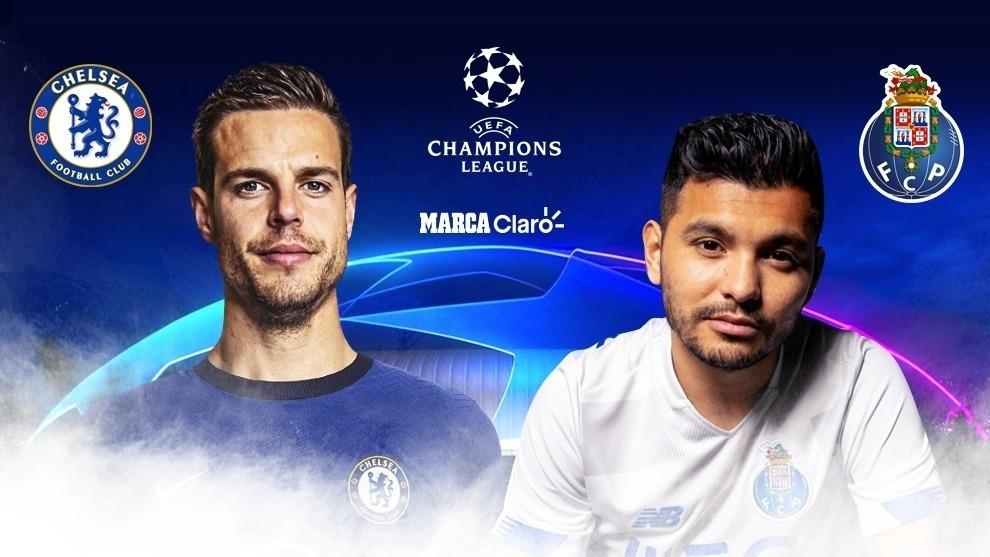 Chelsea vs Oporto, en vivo el partido de vuelta de los cuartos de ...