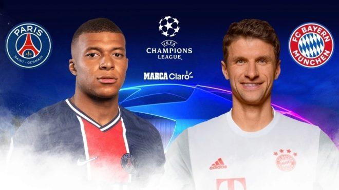 PSG vs Bayern Múnich: Resumen, goles y resultado del partido de ...