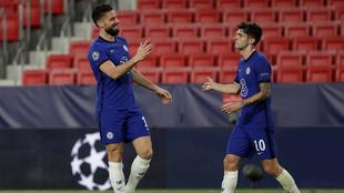 Chelsea cae 0-1 ante Porto, pero le basta para meterse en semifinales...