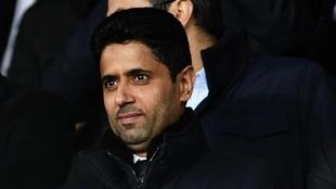Nasser Al-Khelaifi expresó nuevamente que no piensa dejar salir a sus...