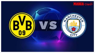Dortmund vs Manchester City: Cómo, cuándo y dónde ver en vivo y en...