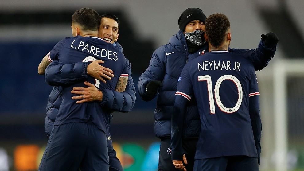 El PSG, lanzado a por la Champions