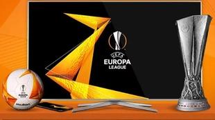 Así se jugarán las semifinales de la Europa League.