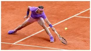 Nadal perdió ante Rublev en el Masters 1.000 de Montecarlo.