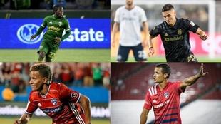 ¿Cuántos jugadores extranjeros hay en la MLS en 2021?