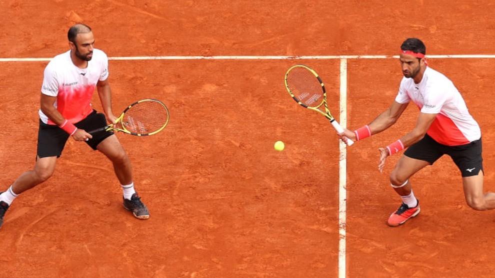 Juan Sebastián Cabal y Robert Farah se despiden del Masters ...