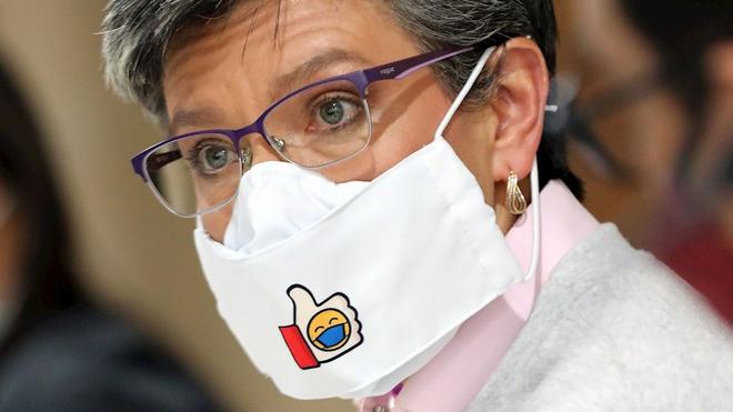 Nuevas medidas para Bogotá, por el incremento de casos de...