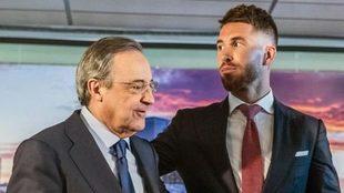 Florentino y sus nuevos planes para el 2021.
