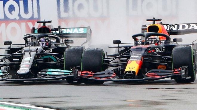 Fórmula 1 2021.