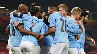 El City jugarás las semifinales de la Champions League contra el PSG.