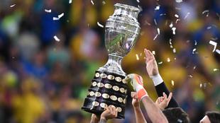 La Copa América no tendrá espectadores en Colombia.