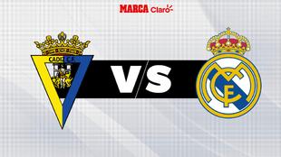 Real Madrid vs Cádiz: Hora y cómo ver en vivo y en directo online el...