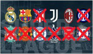 El Atlético de Madrid también abandona la Superliga Europea.