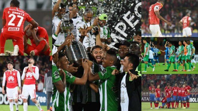La última alegría en la Copa Libertadores y algunas de las tristezas...