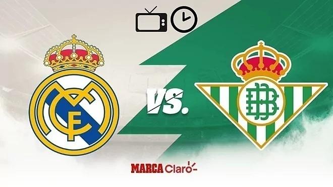 Real Madrid vs Real Betis, por la Liga Española: Resumen ...