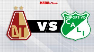 Tolima vs Deportivo Cali: Hora, fecha y canales de TV que transmite en...