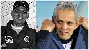 Reianldo Rueda, en 2004 y en el 2020.