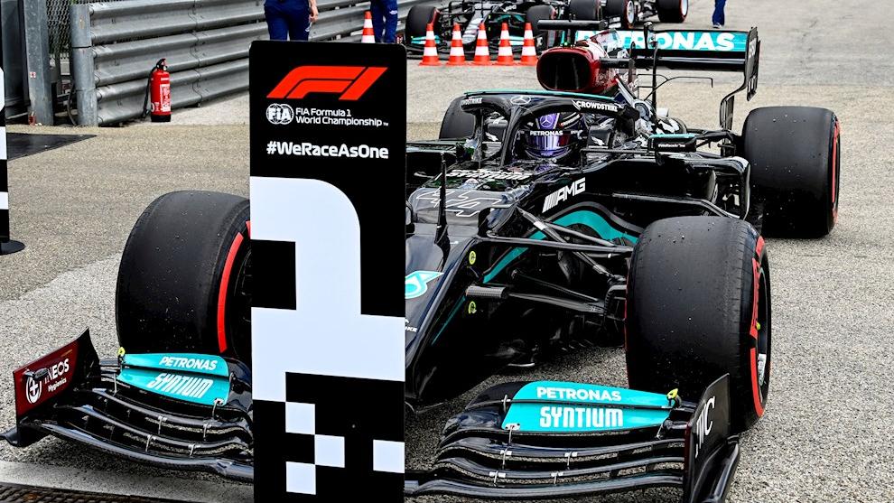 Aprobadas las tres calificaciones al sprint este año en la Fórmula...