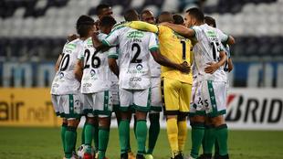 Equidad jugará la Copa Sudamericana en Pereira.