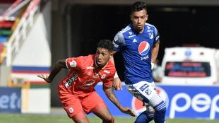 El partido entre Millonarios y América se jugará en Ibagué.
