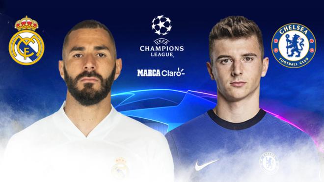 Real Madrid vs Chelsea, en vivo el partido de ida de la semifinal de ...