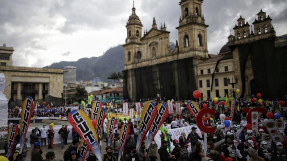 Así va el paro en Colombia esto es lo que tienes que saber de los